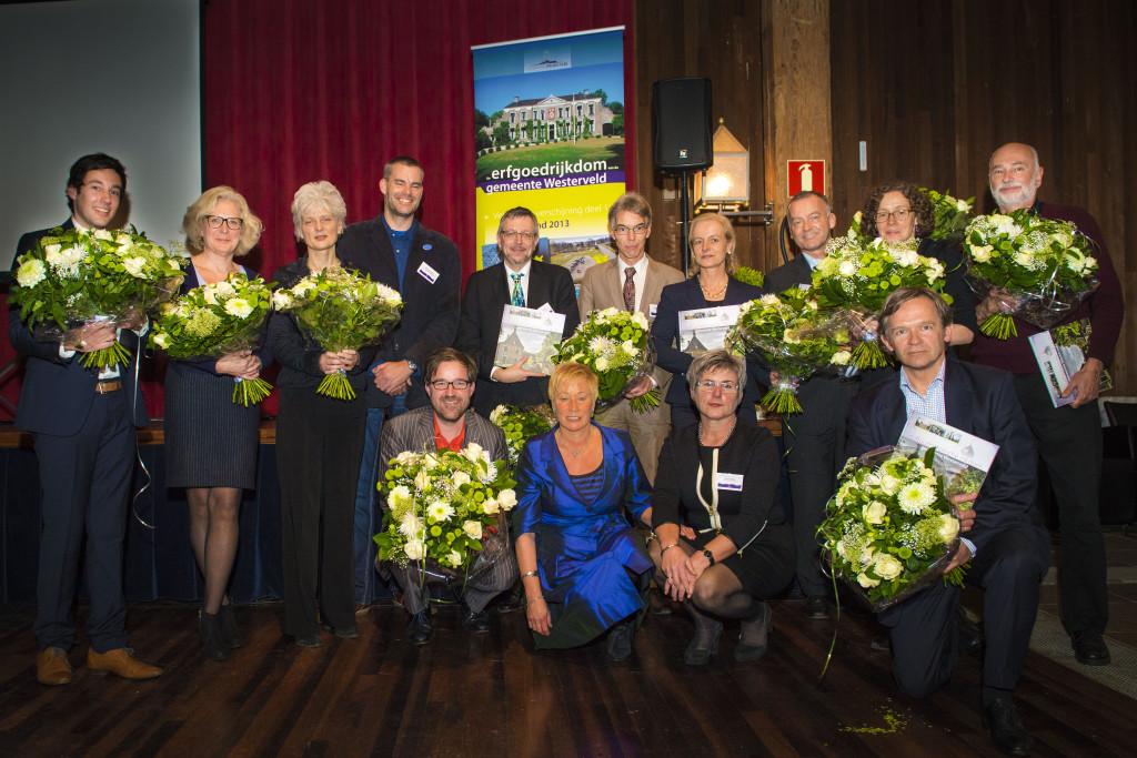 Erfgoed Symposium Westerveld 'Meer met minder' Met beperkte middelen de kracht van erfgoed benutten BNG Bank Erfgoedprijs