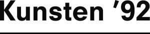 Logo Kunsten '92