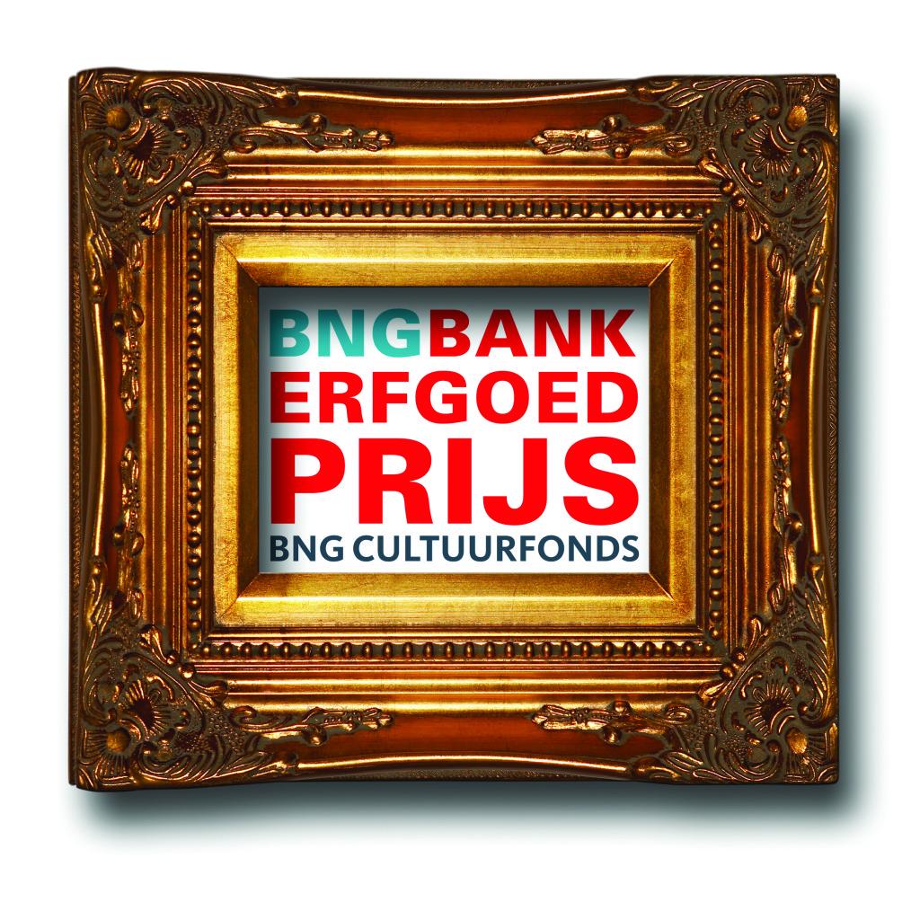 LOGO BNG Bank Erfgoedprijs